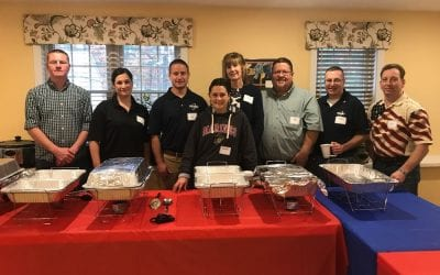 The Norwell Council on Aging Annual Veterans Luncheon