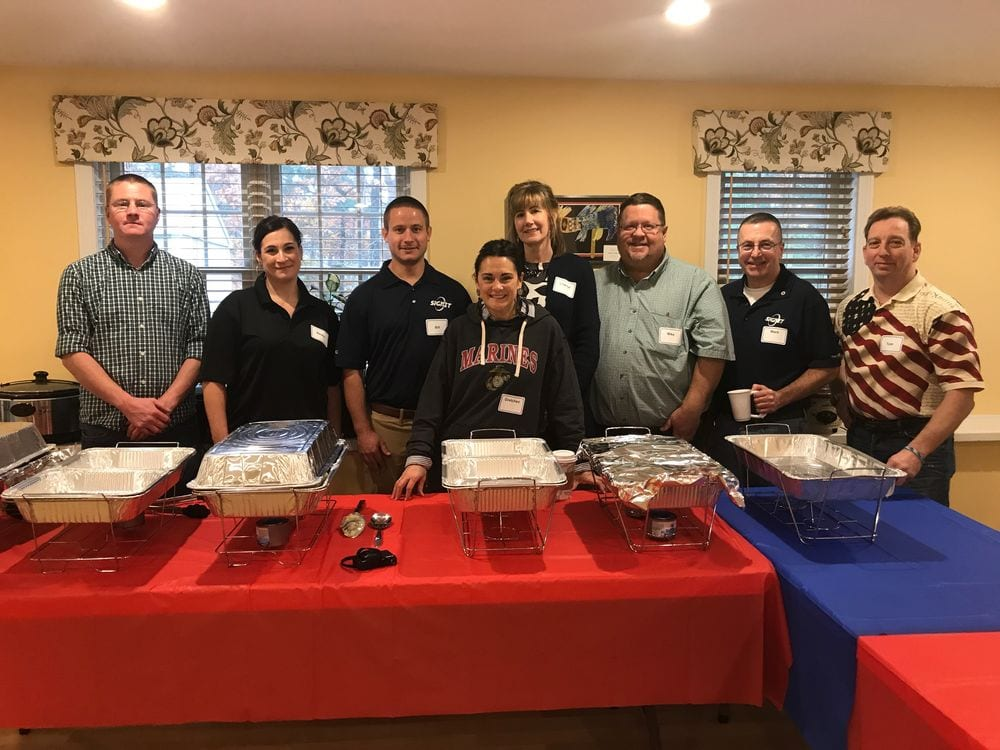 Norwell Council on Aging Annual Veterans Luncheon