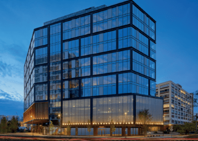 Designing state-of-the-art security solutions for new multi-tenant building in Boston's Seaport District