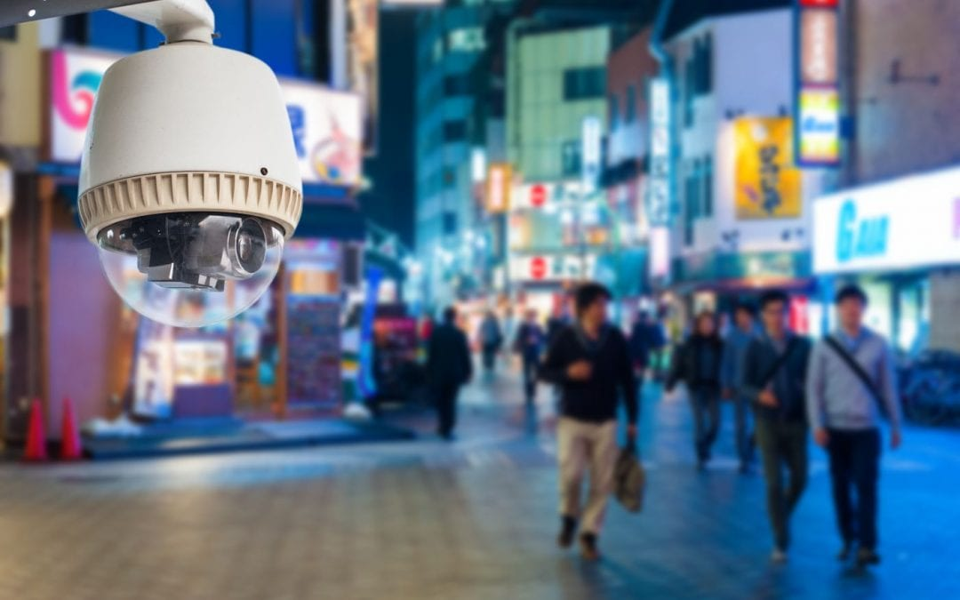 Best practices in video surveillance storage