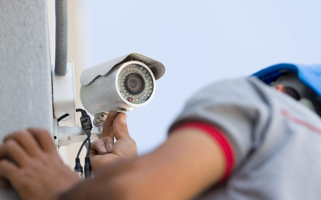 Video surveillance and wireless connectivity