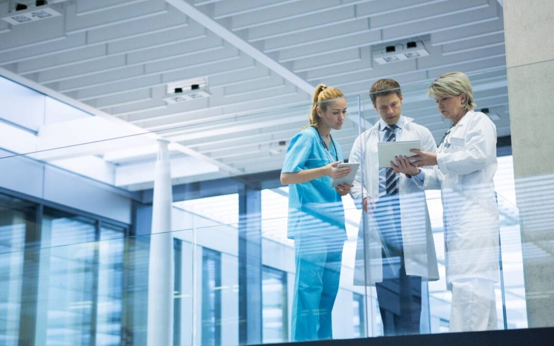 Top reasons why healthcare organizations rely on Real Time Location System (RTLS) technology