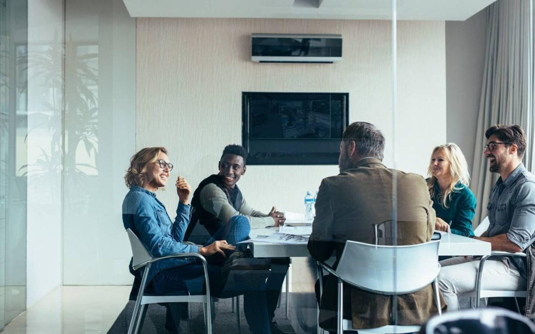 It's Time to Update Your Collaboration Spaces