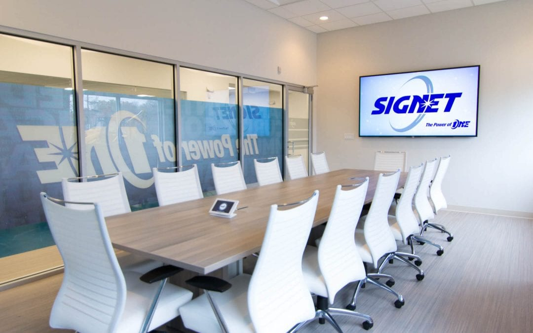 SIGNET proudly announces the relocation of its headquarters to a new 26,500 square foot state-of-the-art facility